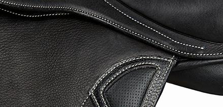 Collegiate Leather Saddle