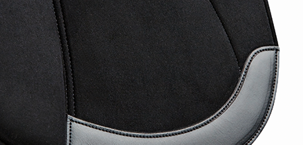 Collegiate Synthetic Saddle